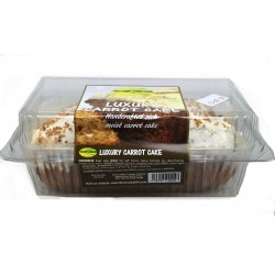 CARROT LOAF CAKE - RRP 3.99
