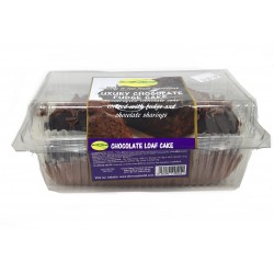 CHOCOLATE LOAF CAKE -  RRP 3.99