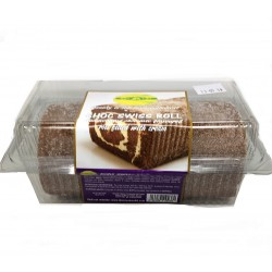 LARGE CHOCOLATE ROLL - RRP 3.99